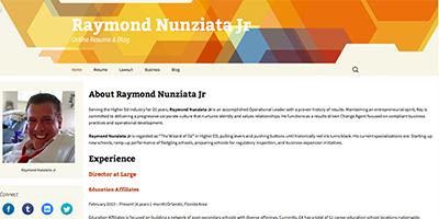 Raymond Nunziata Jr