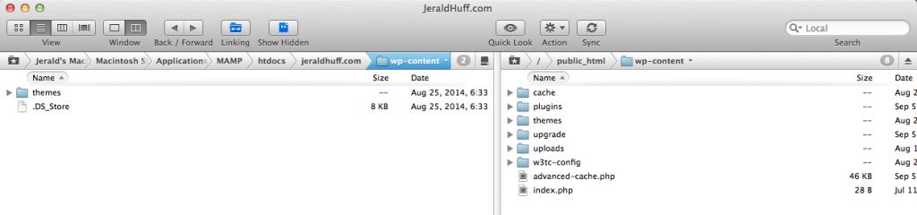 Folder Linking